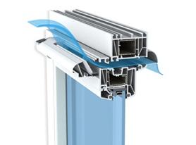 casement windows trickle vent